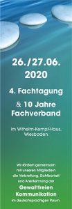 GFK-Fachtagung 2020