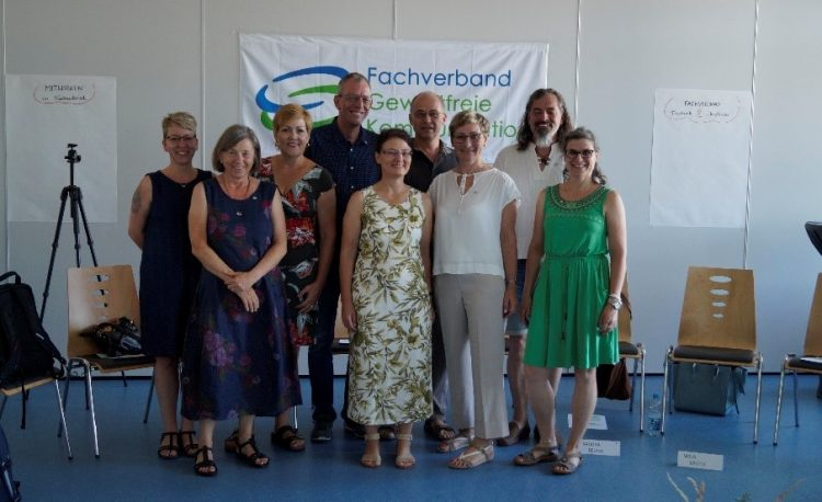 Vorstandsmitglieder MV 2019