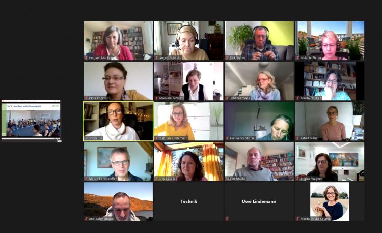 Online Mitgliederversammlung 2020