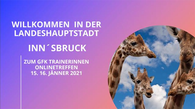 TrainerInnentreffen des Vereins Gewaltfreie Kommunikation Austria